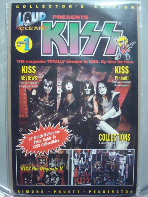 Vintage Amp Newer Kiss Merchandise For Sale