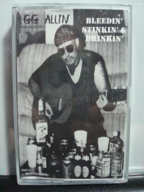 Bleedin Stinkin & Drinkin