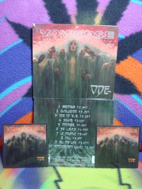 VOMITOSE Ode CD
